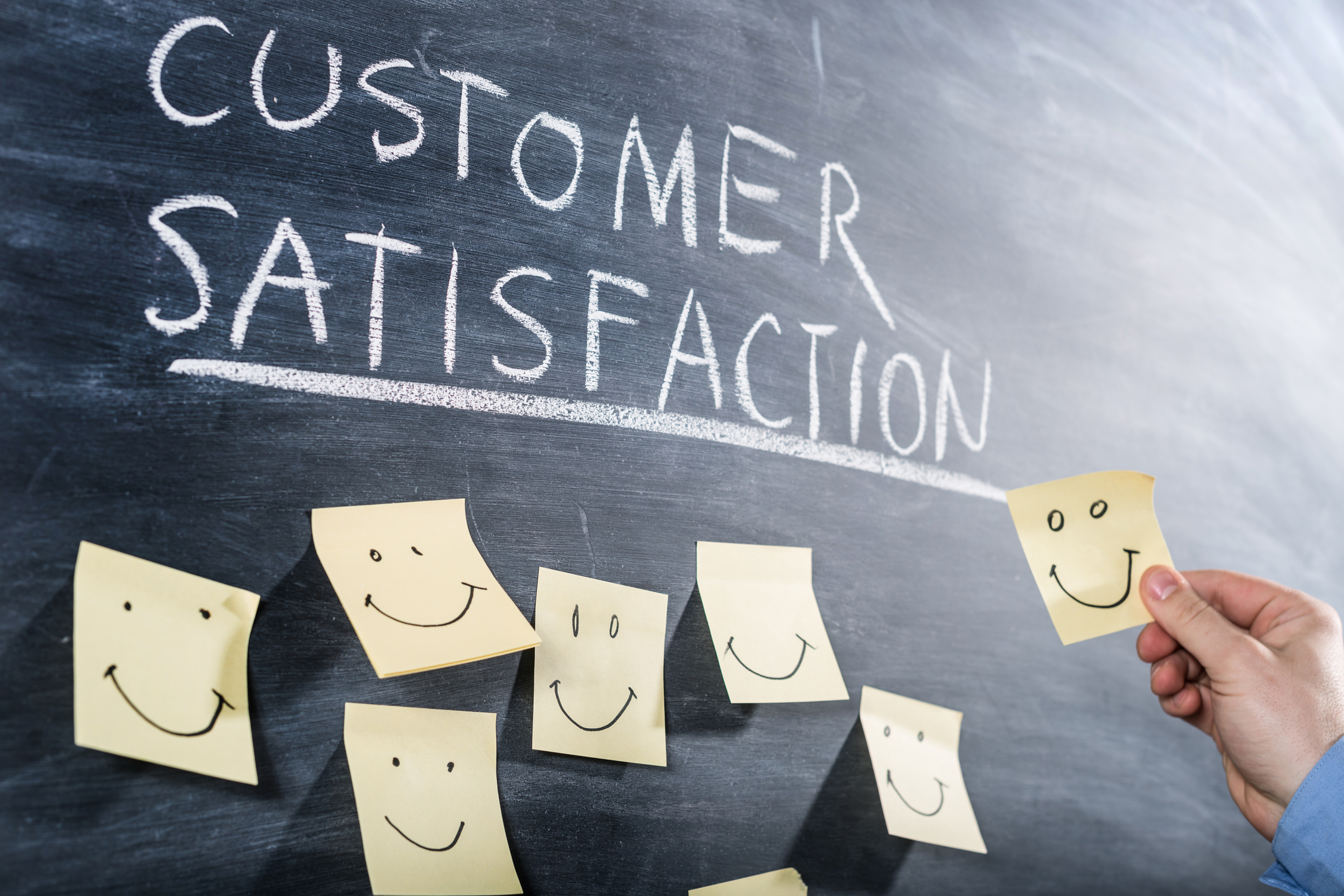 technology u2019s role in increasing customer satisfaction